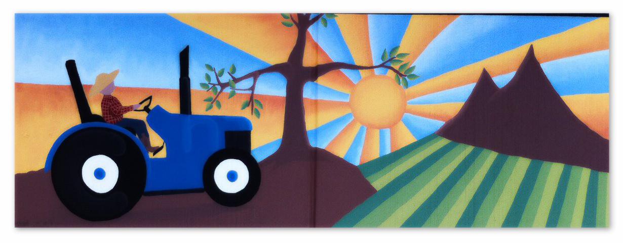 Chatom mural